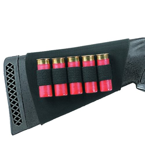 Uncle Mike's Shotgun Buttstock Shell Holder
