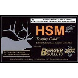 Berger Bullets Trophy Gold .300 AAC Blackout/Whisper 220-Grain Centerfire Rifle Ammunition