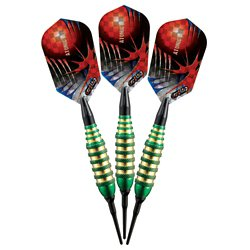 Atomic Bee 16-Gram Soft-Tip Darts 3-Pack