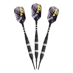 Black Ice Soft-Tip Darts 3-Pack