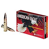 Federal® American Eagle® Training Full Metal Jacket Boat-Tail .300 Blackout 150-Grain Ammunition