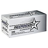 Independence® Aluminum 9mm Luger 115-Grain Handgun Ammunition
