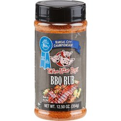 Three Little Pigs 12.5 oz. Championship Rub