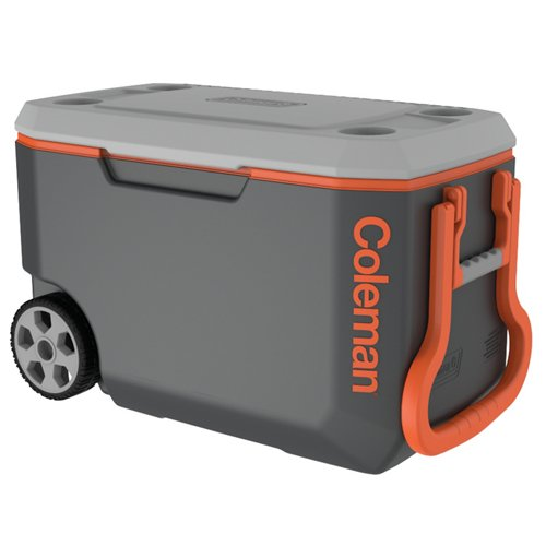 Coleman® Xtreme® 5 62 qt. Wheeled Cooler