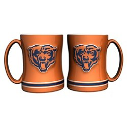 Boelter Brands Chicago Bears 14 oz. Relief Mugs 2-Pack
