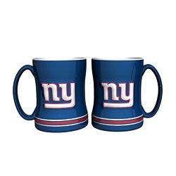Boelter Brands New York Giants 14 oz. Relief Mugs 2-Pack