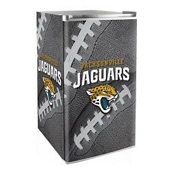 Boelter Brands Jacksonville Jaguars 3.2 cu. ft. Countertop Height Refrigerator