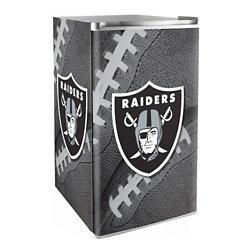 Boelter Brands Oakland Raiders 3.2 cu. ft. Countertop Height Refrigerator