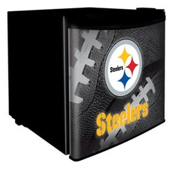 Boelter Brands Pittsburgh Steelers 1.7 cu. ft. Dorm Room Refrigerator