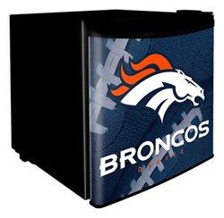 Boelter Brands Denver Broncos 1.7 cu. ft. Dorm Room Refrigerator