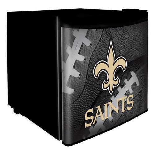 Boelter Brands New Orleans Saints 1.7 cu. ft. Dorm Room Refrigerator