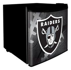 Boelter Brands Oakland Raiders 1.7 cu. ft. Dorm Room Refrigerator