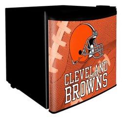Boelter Brands Cleveland Browns 1.7 cu. ft. Dorm Room Refrigerator