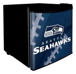 Boelter Brands Seattle Seahawks 1.7 cu. ft. Dorm Room Refrigerator