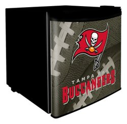 Boelter Brands Tampa Bay Buccaneers 1.7 cu. ft. Dorm Room Refrigerator
