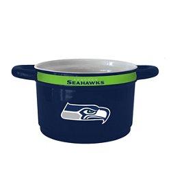 Boelter Brands Seattle Seahawks Gametime 23 oz. Ceramic Bowl