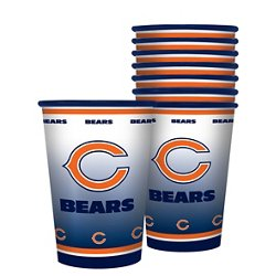 Boelter Brands Chicago Bears 20 oz. Souvenir Cups 8-Pack