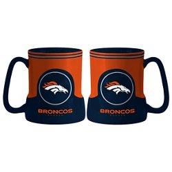 Boelter Brands Denver Broncos Gametime 18 oz. Mugs 2-Pack