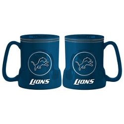 Boelter Brands Detroit Lions Gametime 18 oz. Mugs 2-Pack