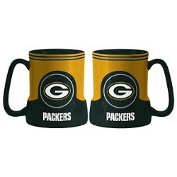 Boelter Brands Green Bay Packers Gametime 18 oz. Mugs 2-Pack