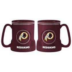 Boelter Brands Washington Redskins Gametime 18 oz. Mugs 2-Pack