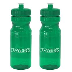 Baylor University 24 oz. Squeeze Water Bottles 2-Pack