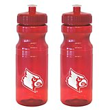 Boelter Brands University of Louisville 24 oz. Squeeze Water Bottles 2-Pack