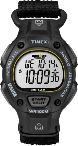 Timex Men's Ironman® Traditional 30-Lap Full-Size Watch