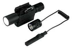 RM400 LED Firearm Light with Laser