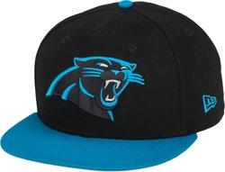 New Era Men's Carolina Panthers Baycik 9FIFTY® Snapback Cap