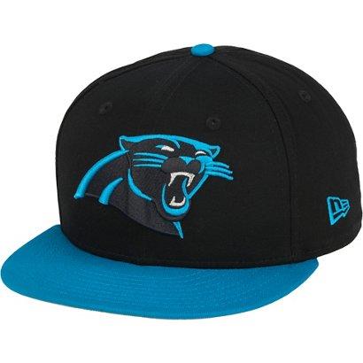 ... New Era Men s Carolina Panthers Baycik 9FIFTY® Snapback Cap. Carolina  Panthers Headwear. Hover Click to enlarge 30f5e86af