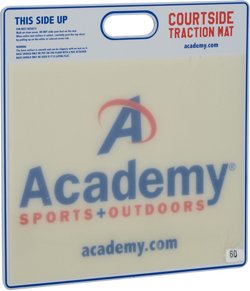 Academy Sports + Outdoors 19 in x 19 in Basketball Courtside Traction Mat