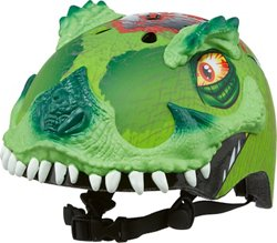 Kids' T-Rex Awesome Bike Helmet