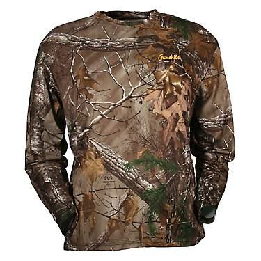 52fbe2b1312eb Gamehide Men's Elimitick Long Sleeve Tech Shirt