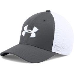 Under Armour Men's Golf Mesh Stretch Cap