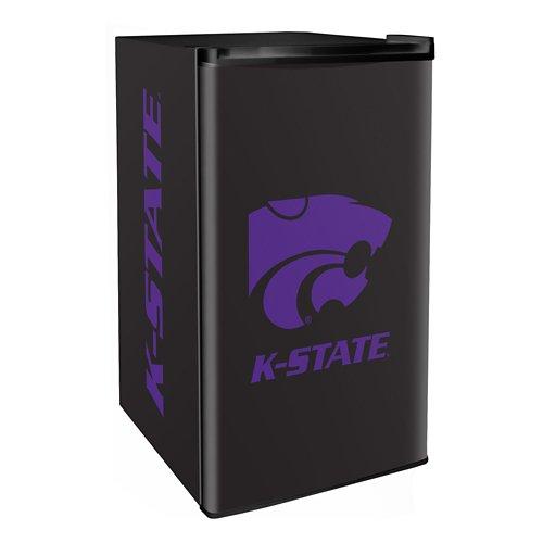 Boelter Brands Kansas State University 3.2 cu. ft. Countertop Height Refrigerator