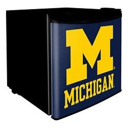 Boelter Brands University of Michigan 1.7 cu. ft. Dorm Room Refrigerator