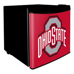 Boelter Brands Ohio State University 1.7 cu. ft. Dorm Room Refrigerator