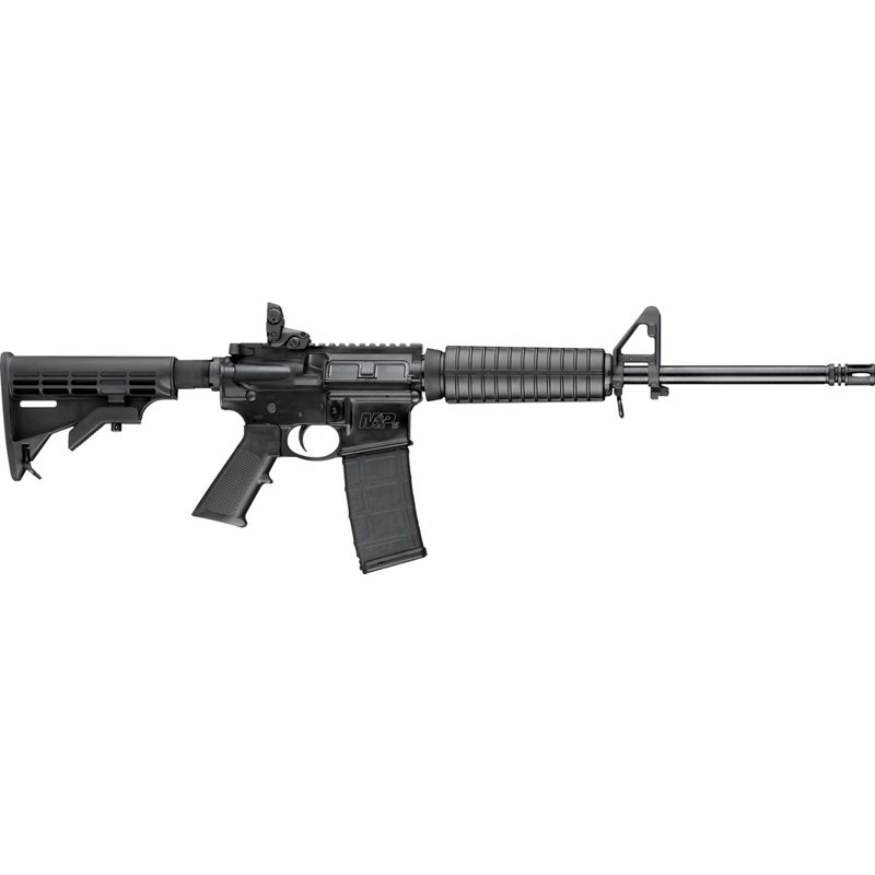 Smith & Wesson M&P15 Sport II 5.56 NATO Semiautomatic Rifle Black - Modern Sporting Rifles at Academy Sports