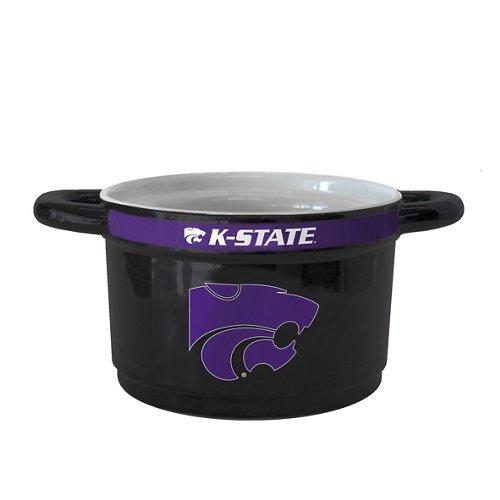 Boelter Brands Kansas State University Gametime 23 oz. Ceramic Bowl