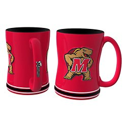 University of Maryland 14 oz. Relief Mugs 2-Pack