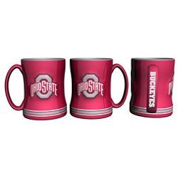 Boelter Brands Ohio State University 14 oz. Relief Mugs 2-Pack