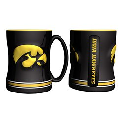 Boelter Brands University of Iowa 14 oz. Relief Mugs 2-Pack