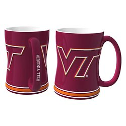 Virginia Tech 14 oz. Relief Mugs 2-Pack