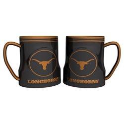 Boelter Brands University of Texas Gametime 18 oz. Mugs 2-Pack