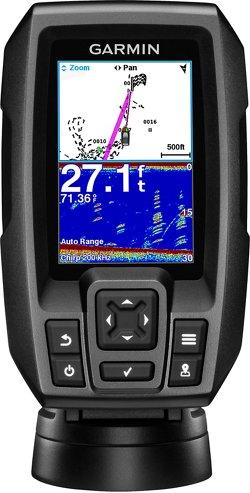 Garmin STRIKER 4 CHIRP Sonar/GPS Fishfinder Combo