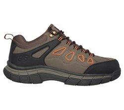 SKECHERS Men's Dunmor Composite-Toe Work Shoes