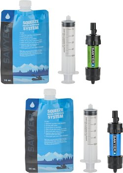 MINI Water Filters 2-Pack