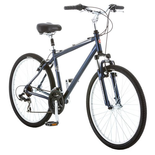 Schwinn® Men's Suburban AL 26' 21-Speed Comfort Bike