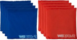 Wild Sports Recreation Replacement Cornhole Beanbags 8-Pack